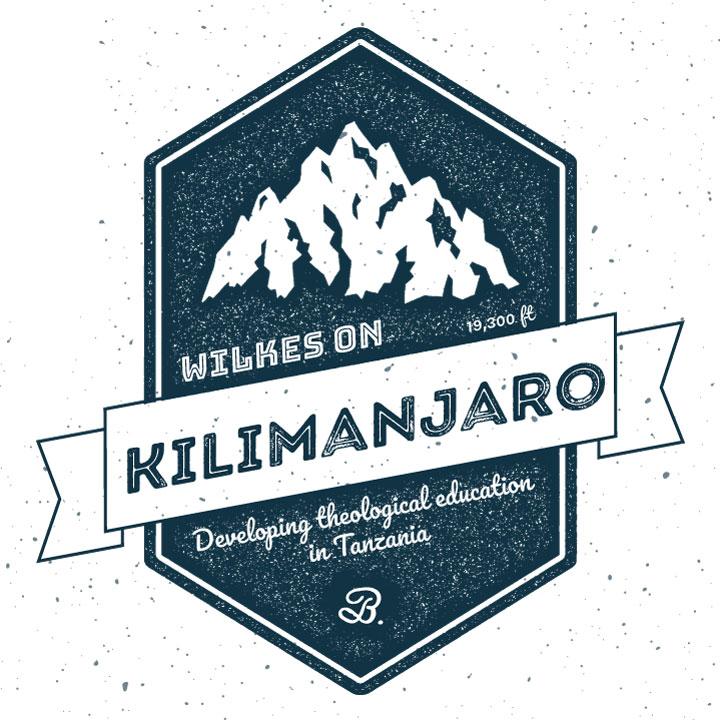 Wilkes on Kilimanjaro